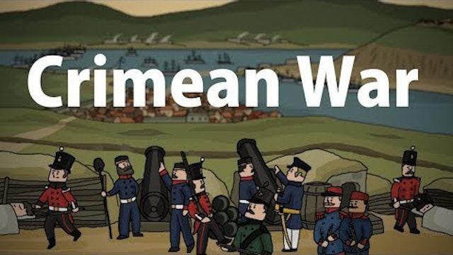 Crimean War - Animated History (Part 1)