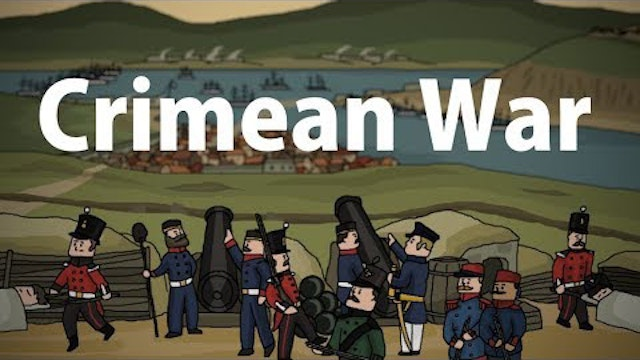 Crimean War - Animated History (Part 1)