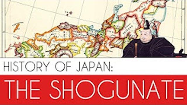 The Shogunate- History of Japan