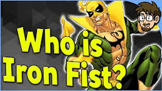 History of Iron Fist! (Danny Rand)