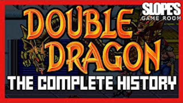 Double Dragon- The Complete History - SGR