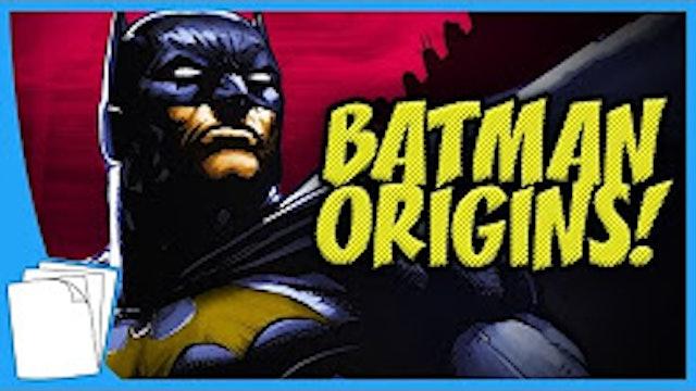 EVERY Batman Origin EVER!