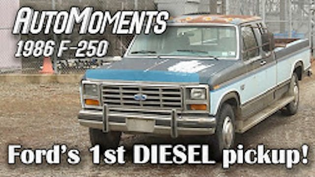 1986 Ford F-250 - History of Ford's 1...