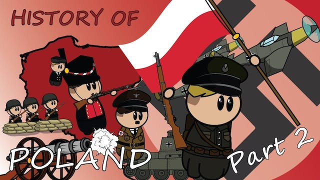 The Animated History of Poland - Part 2