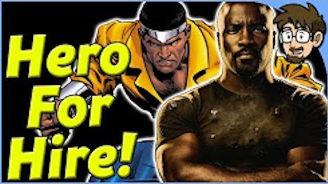 History of Luke Cage! (Power Man)