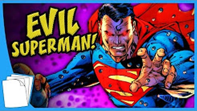 Why SUPERMAN is Only Interesting as a VILLAIN! (w- ComicDrake)