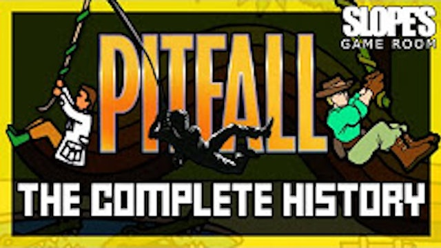 Pitfall!- The Complete History - SGR