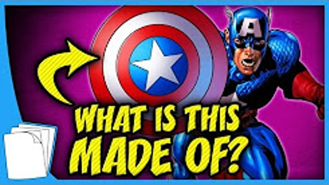 Marvel Metals - CAPTAIN AMERICA's Shield, WOLVERINE's Claws, & THOR's Hammer!