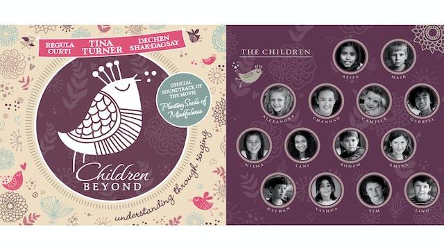 Tina Turner - Children Beyond Movie Soundtrack Music Album - EXTRAS