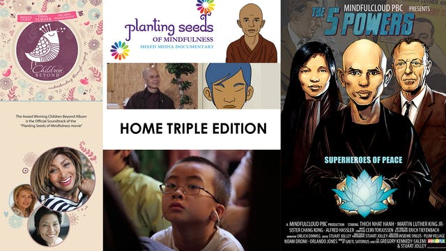 TRIPLE EDITION -  ALL Movies - Children Beyond Music - ALL EXTRAS