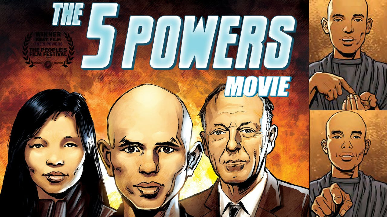 HOME EDITION - The 5 Powers Movie - EXTRAS