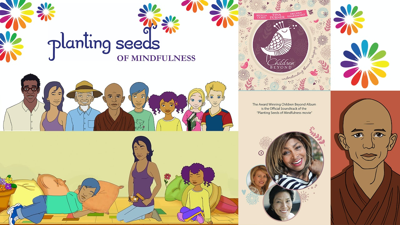 HOME EDITION - Planting Seeds of Mindfulness Animated Movie - EXTRAS