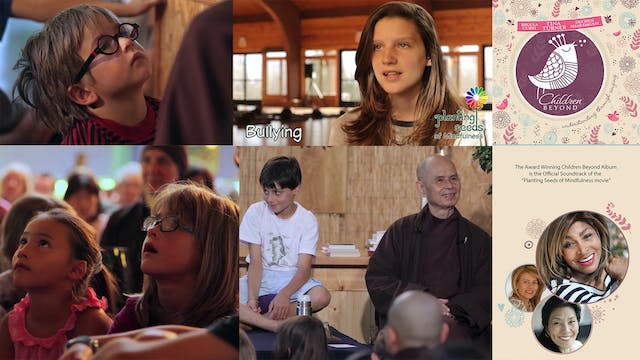 EDU DOUBLE EDITION - BOTH Planting Seeds Movies - Children Beyond Music - LOTS OF EXTRAS