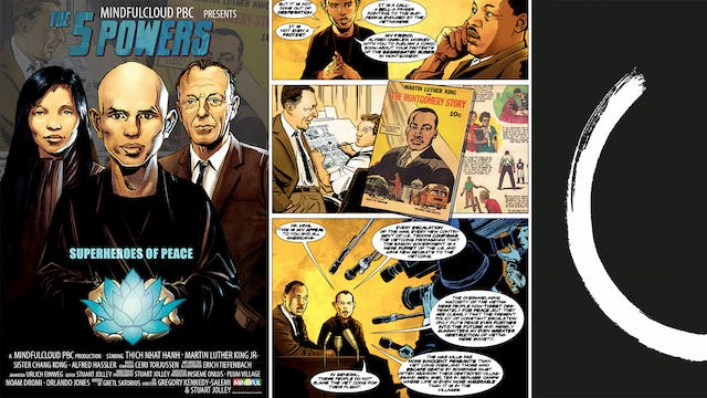 EDU SPECIAL EDITION - The 5 Powers Movie (s) - ALL T5P EXTRAS