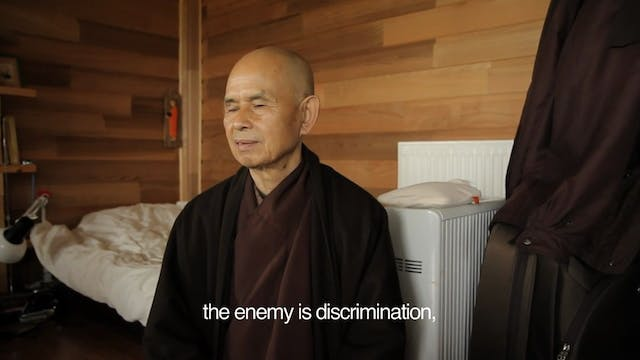 T5P Video Extras - Interview Thich Nhat Hanh's House in Plum Village France