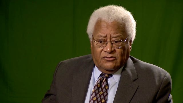 T5P Video Extras - Dr. James Lawson - The Roots Of The Term Non-Violence-HD