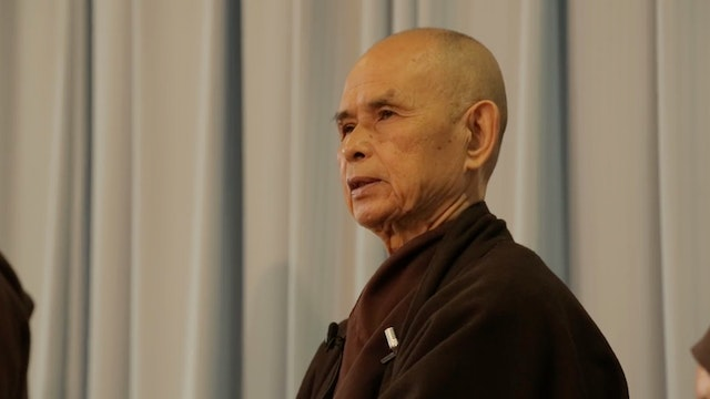 PS Video Extras - Thich Nhat Hanh QA 4