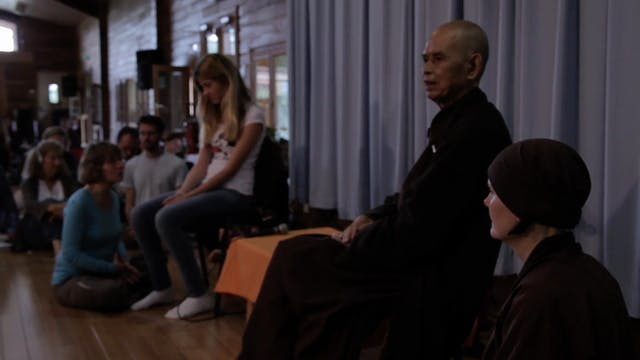 PS Video Extras - Thich Nhat Hanh QA 8