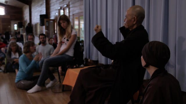 PS Video Extras - Thich Nhat Hanh QA 9
