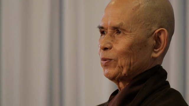 PS Video Extras - Thich Nhat Hanh QA Christianism