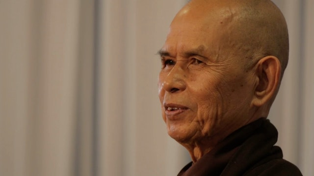 PS Video Extras - Thich Nhat Hanh QA Divorce