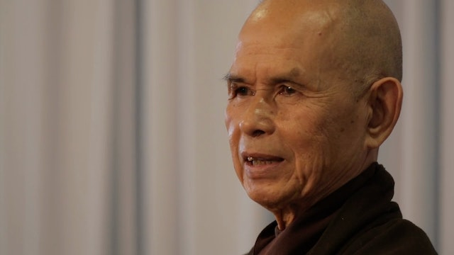 PS Video Extras - Thich Nhat Hanh QA life death