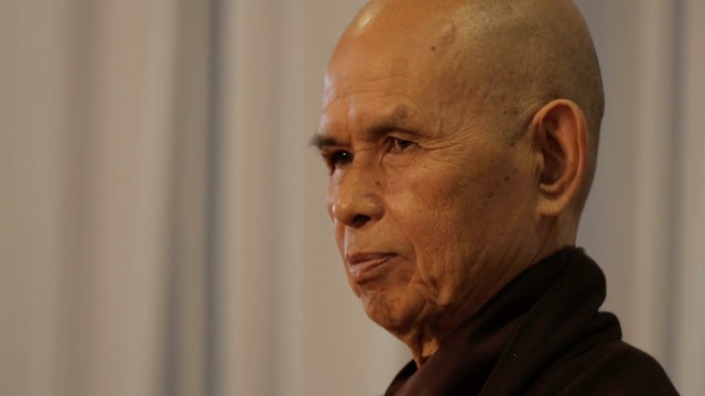 PS Video Extras - Thich Nhat Hanh QA monks