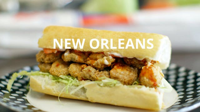 Season 4, Episode 15: New Orleans - David Kinch