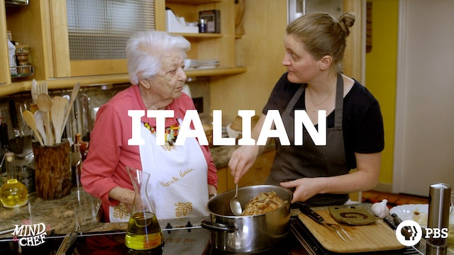 Season 2, Episode 12: Italian - April Bloomfield