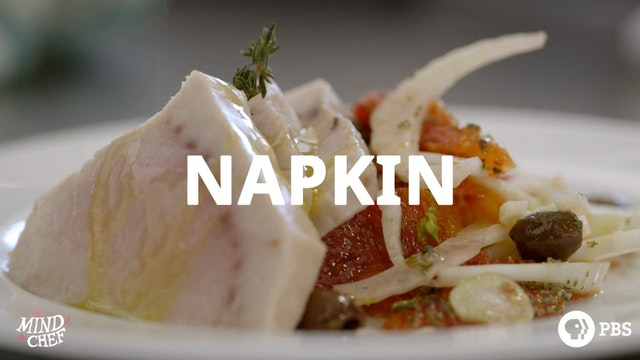 Season 4, Episode 7: Napkin - Gabrielle Hamilton