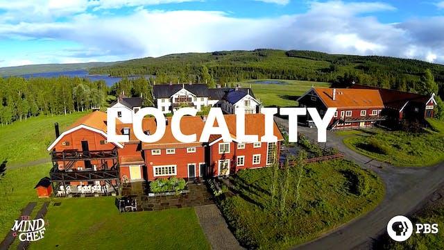 Season 3, Episode 14: Locality - Magnus Nilsson