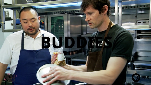 Season 1, Episode 16: Buddies - David Chang