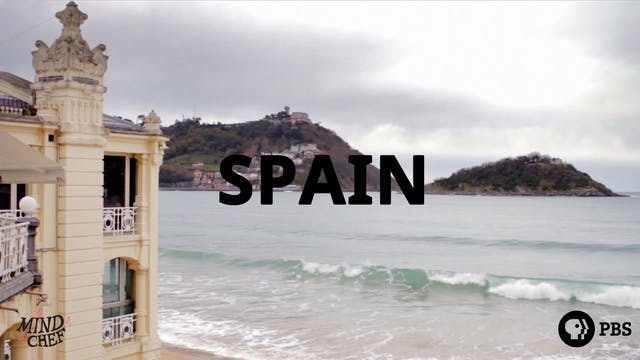 Season 1, Episode 4: Spain - David Chang