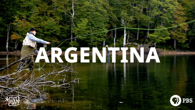 Season 3, Episode 3: Argentina - Ed Lee