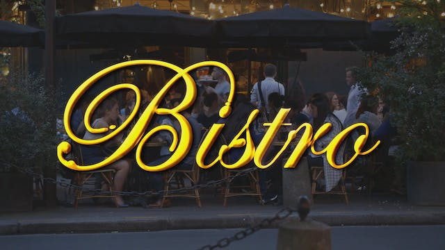 Season 5, Episode 9: Bistro - Ludo Le...