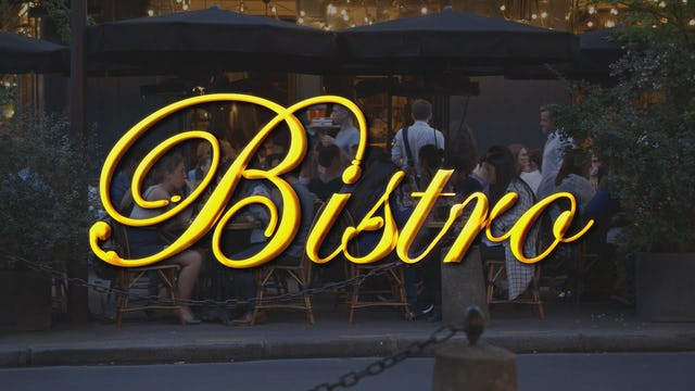 Season 5, Episode 9: Bistro - Ludo Lefebvre