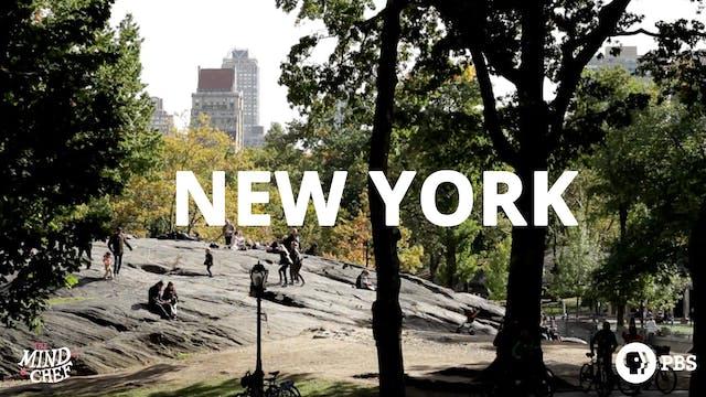 Season 1, Episode 11: New York - David Chang