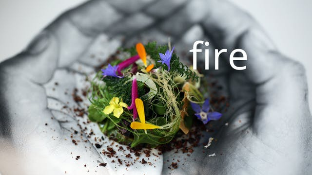 Season 4, Episode 9: Fire - David Kinch