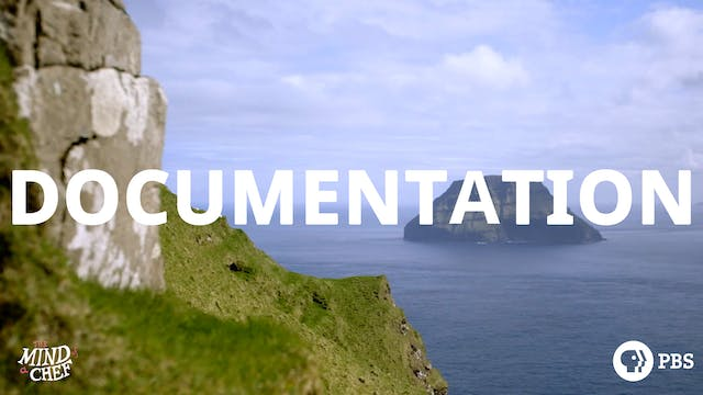 Season 3, Episode 15 - Documentation - Magnus Nilsson