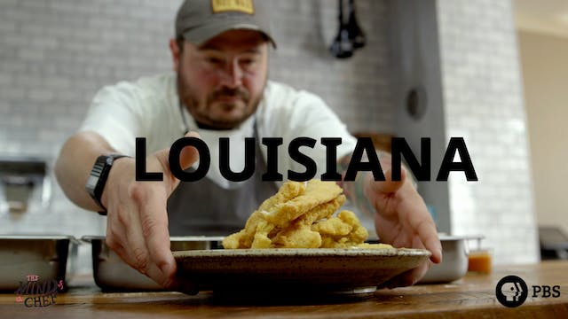 Season 2, Episode 4: Louisiana - Sean Brock