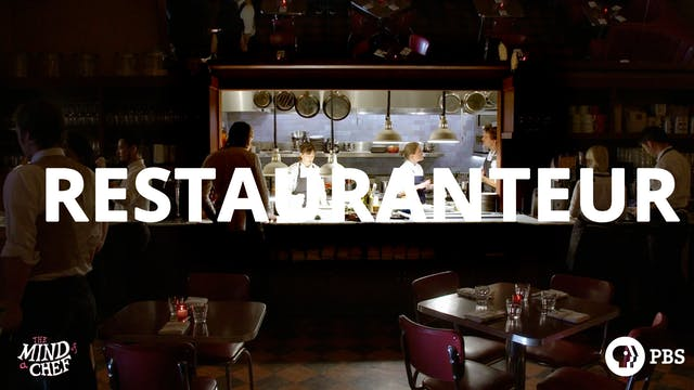 Season 2, Episode 16: Restauranteur - April Bloomfield