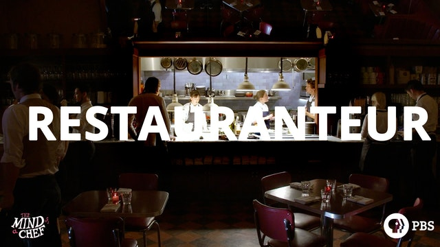 Season 2, Episode 16: Restauranteur - April Bloomfield