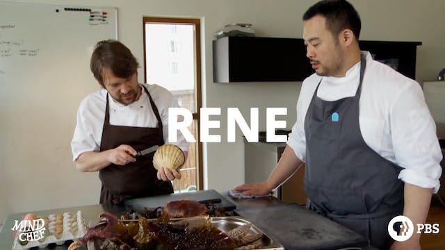 Season 1, Episode 6: Rene - David Chang