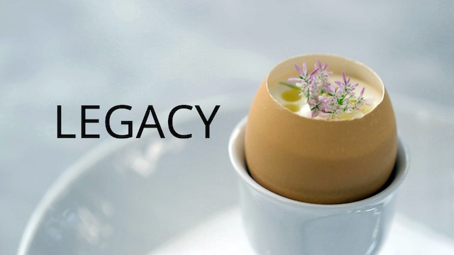 Season 4, Episode 10: Legacy - David Kinch