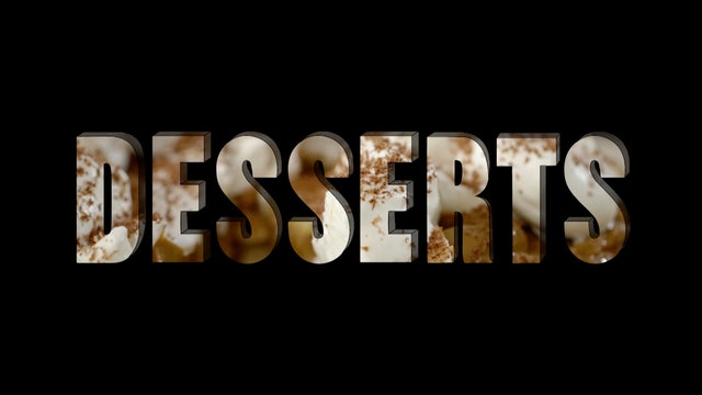 Season 5, Episode 13: Desserts