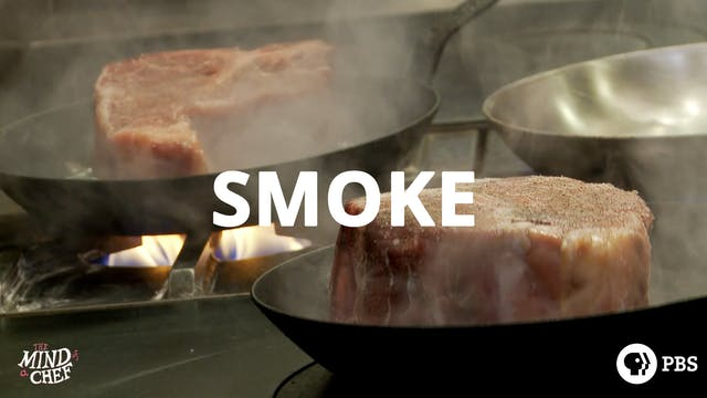 Season 1, Episode 15: Smoke - David Chang