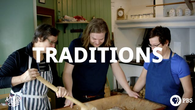Season 3, Episode 13: Traditions - Magnus Nilsson