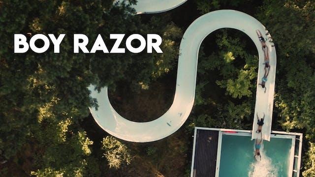 Boy-Razor