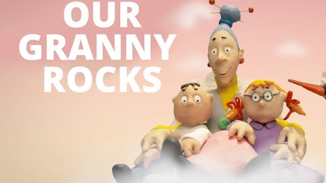Our Granny Rocks Jumper