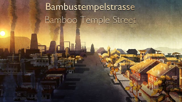 Bamboo Temple Street - Cold message About People, Friendship, and Clash of Words